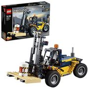 LEGO 42079 Technic Heavy Duty Forklift 2-in-1 Tow Truck with Crane
