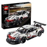 LEGO Technic Porsche 911 RSR Car Replica Model 43%off at Argos