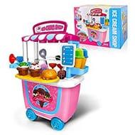 Deal Stack - Ice Cream Cart Playset - £2 off + Lightning