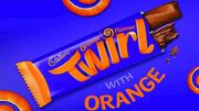 Cadbury to Bring Orange Twirl to the UK