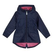 Girls' Navy Mac Coat Down From £16 to £11.2