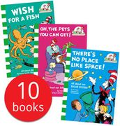 The Cat in the Hat's Learning Library Collection - 10 Books