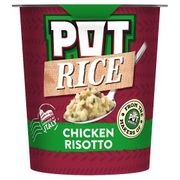 Pot Rice Chicken Risotto Snack Pot 75G BETTER than HALF PRICE