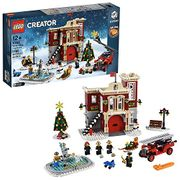 Best Ever Price! LEGO 10263 Creator Expert Winter Village Fire Station
