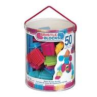 Bristle Block 50 Piece Basic Builder Bucket
