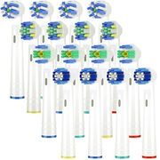 Toothbrush Heads Oral B Compatible Electric Toothbrush Replacement Brush Head