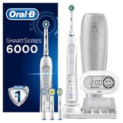 Oral-B SmartSeries 6000 CrossAction Electric Toothbrush,