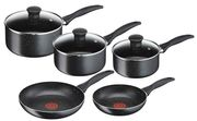 TEFAL 5 Piece Premium Pan Set - AMAZON #1 BEST SELLER