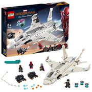 LEGO Marvel Stark Jet and the Drone Attack Building Set Only £33.82