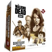 The Walking Dead No Sanctuary the Board Game Expansion