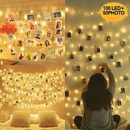 10m Photo String Lights