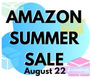 Amazon BIG Summer Sale is HERE! (The Best Bits)