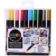 Multi Surface Brush Tip Pens ...