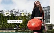 Free Kipling Water Bottle with Kipling School Bag Purchase of £99