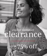 Pure Collection - up to 75% off End of Summer Clearance
