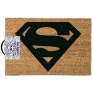 DC Comics Superman Logo Door Mat