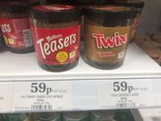 Maltesers Or Twix Chocolate Spread 200g - Instore Home Bargains Liverpool
