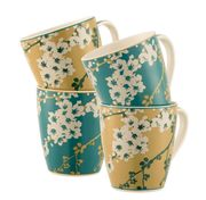 Belleek Living Bellevue 4 Mugs Set