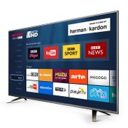 Sharp 60-Inch 4K UHD HDR Smart TV with Freeview HD