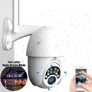 5X Zoom HD 2MP IP Security Camera