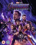 Win the Avengers Endgame on Blu-Ray!