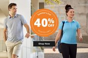 Save up to 40% on Selected Summer Lines from ROHAN