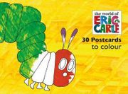 The Very Hungry Caterpillar 30 Postcards to Colour