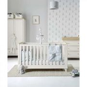 *SAVE £100* Mamas & Papas Lucca Cot Bed, Dresser Changer and Wardrobe