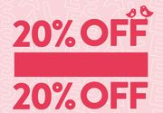 Sass & Belle | 20% off Everything!