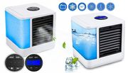 Portable Personal Space Air Cooler & Humidifier - LED or LCD Models