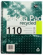 Pukka Pad Recycled A4 Notebooks [Pack of 3] Only £7.46