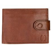 Handmade Mens Wallet in Wooden Gift Box, Fine Leather - 70% OFF
