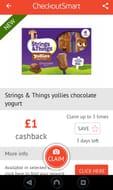 Free 4pk of Yollies (Chocolate) X3 Times