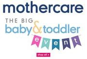 BABY & TODDLER DEALS NOW on at Mothercare
