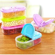 Twin Snack Lunch Box