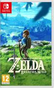 Nintendo Switch the Legend of Zelda: Breath of the Wild £38.98 at Amazon (Italy)