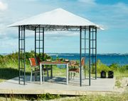 Gazebo FAABORG W300xL300 White