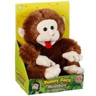 Funny Face Monkey