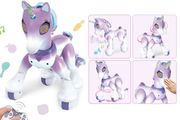 Walking Talking Smart Interactive RC Unicorn - 2 Colours!
