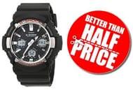 BETTER THAN HALF PRICE - Casio G-Shock Men's Watch GAW-100-1AER