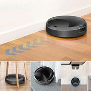 Greeiok Home Sweeping Robot Indoor Smart Automatic Change Direction Dust Hair