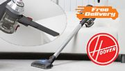 Hoover Freedom 22V Cordless 2-in-1 Upright Vacuum - FREE Delivery!