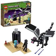 Best Ever Price! LEGO 21151 Minecraft the the End Battle Slayer