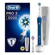 Oral-B Pro 3 3000 CrossAction Electric Rechargeable Toothbrush