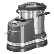 KitchenAid Artisan 5KCF0103BMS/1 Cook Processor, Medallion Silver