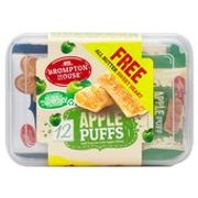 Brompton House Apple Puffs 12 per Pack