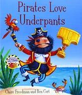 Pirates Love Underpants Paperback 28 Feb 2013