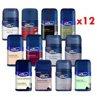 12 X Dulux Paint Colour Emulsion Tester Assorted Colours 50ml Painter Pots