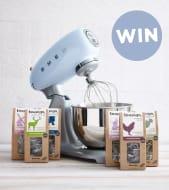 Win a Smeg Mixer and Teapigs Tea!