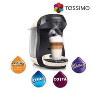 Tassimo Happy TAS1007GB Costa Coffee Hot Drink Coffee Machine